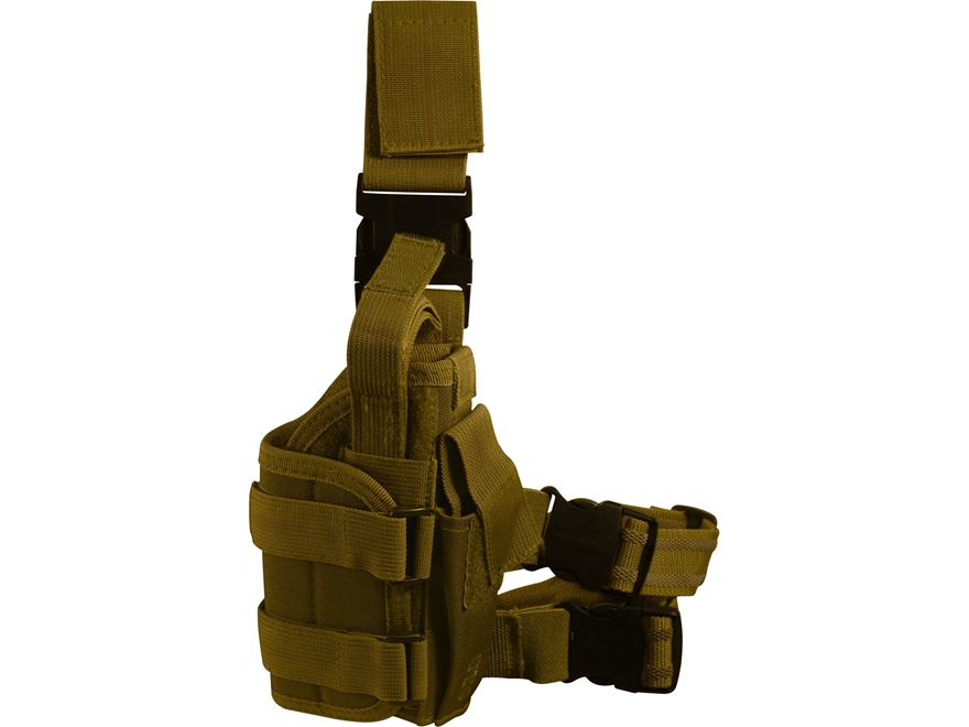 Military Surplus Thigh Holster Right Hand Beretta