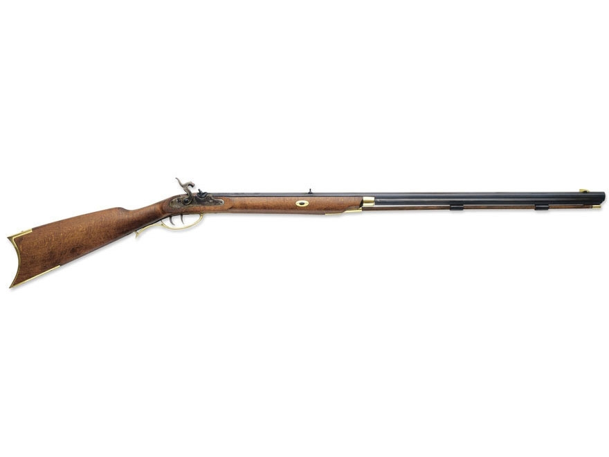 "Traditions Crockett Muzzleloading Rifle Unassembled Kit 32 Caliber Percussion 1 in 48"" ..."