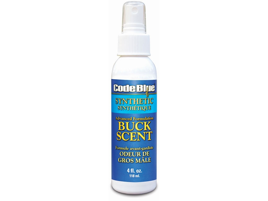 Code Blue Synthetic Buck Urine Deer Scent Liquid 4 oz