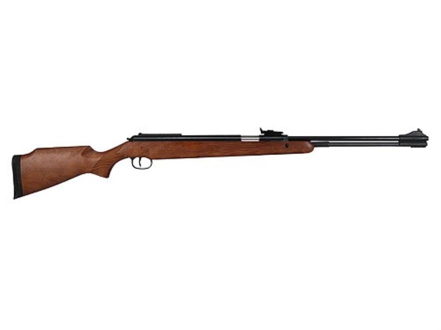 RWS 460 Magnum Pellet Air Rifle Wood Stock Blue Barrel