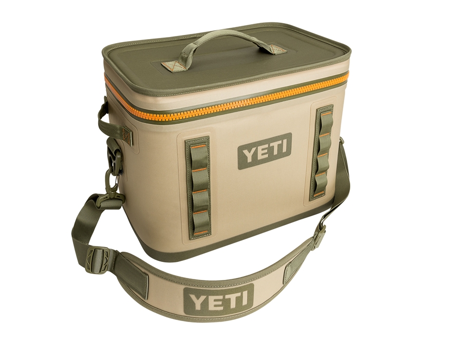 YETI Coolers Flip 18 Soft-Sided Cooler Dryhide Shell
