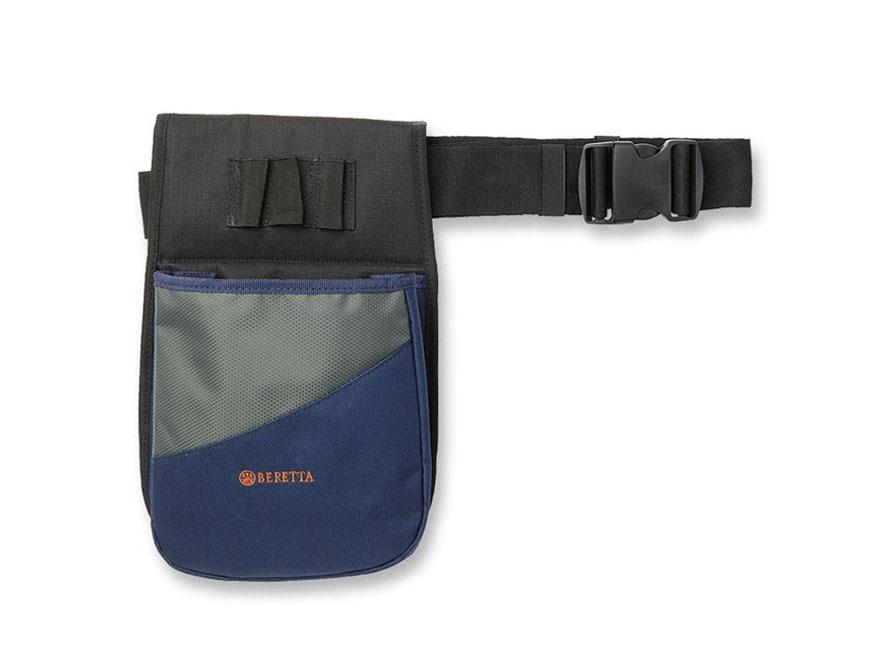Beretta Uniform Pro Shell Pouch with Belt Nylon Navy