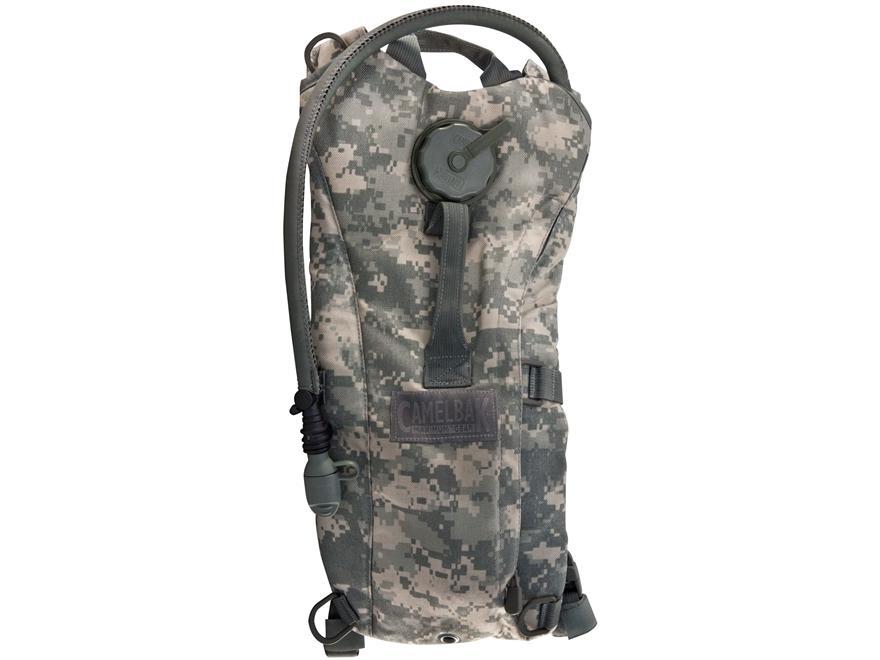 Military Surplus 100 oz Hydration System Grade 1 Nylon ACU Digital Camo