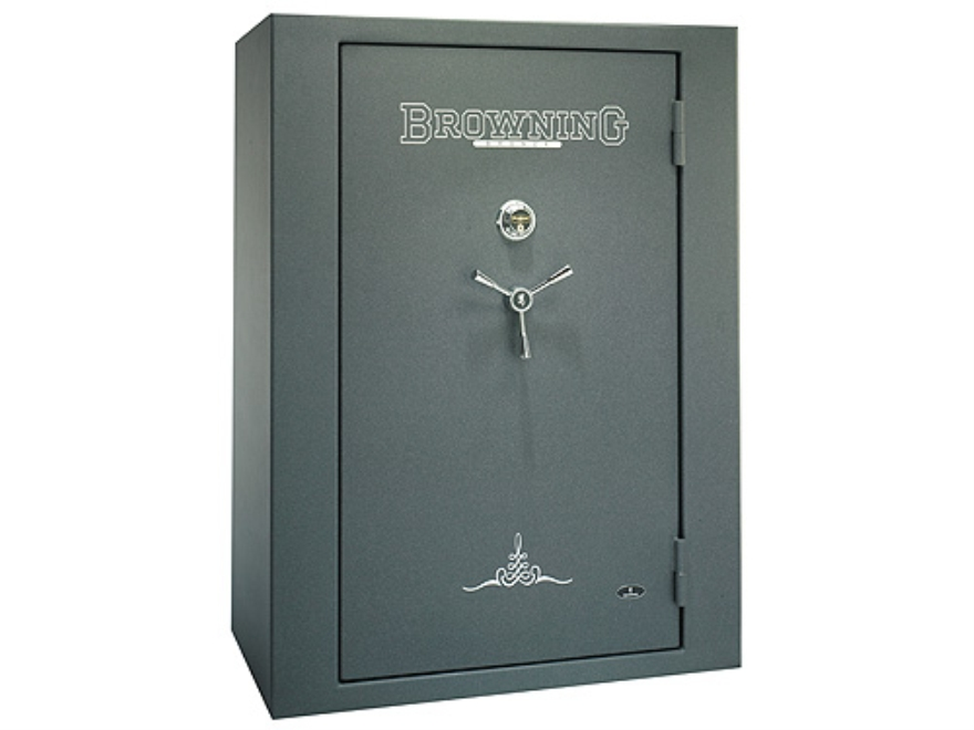 Browning Bronze Series Fire-Resistant Safe 20/42 +10 DPX Textured Charcoal with Gray In...