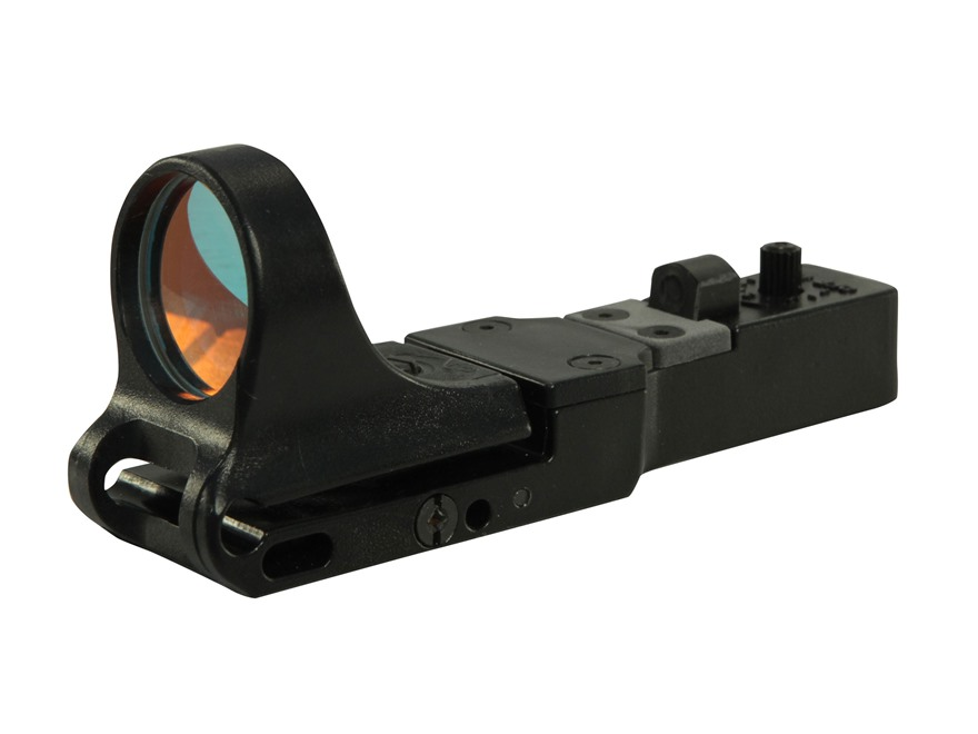 C-More Slide Ride Reflex Sight 6 MOA Red Dot Matte