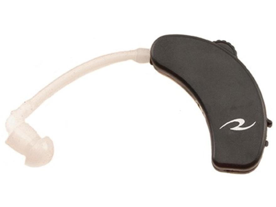 Radians Tac Ear Electronic Hearing Amplification Ear Plug (NRR 29dB) Black Pack of 2
