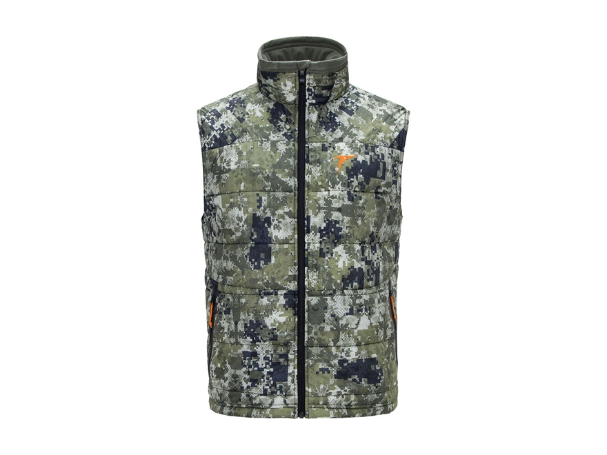 Plythal Men's Heavyweight Prima-Heat Insulated Scent Control Vest Synthetic