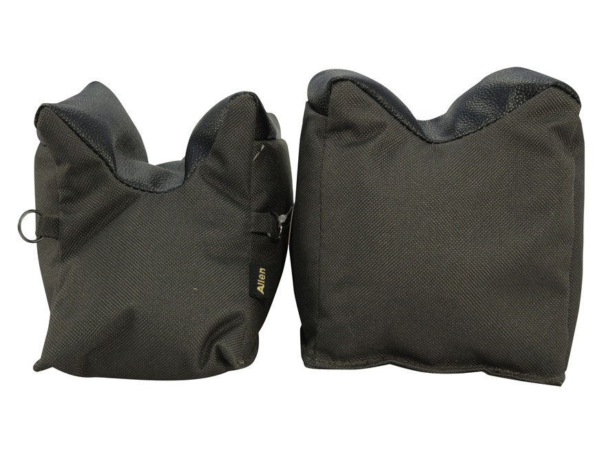 Remington Front and Rear Shooting Rest Bag Nylon Filled