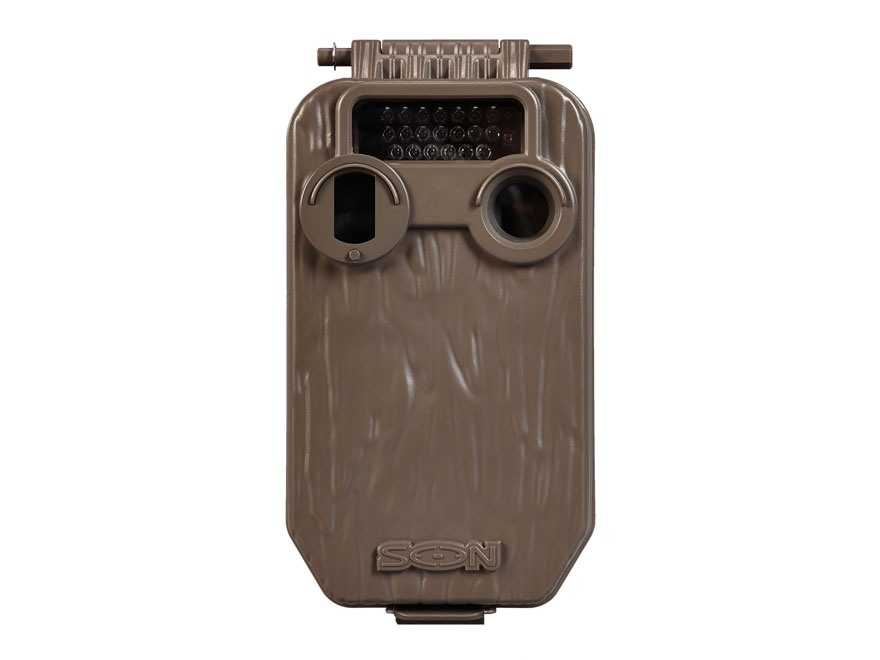 Cuddeback Seen Infrared Game Camera 5.0 Megapixel Brown