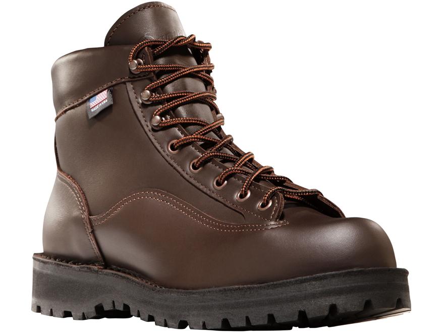"""Danner Explorer 6"""" Waterproof GORE-TEX Hiking Boots Leather Men's"""