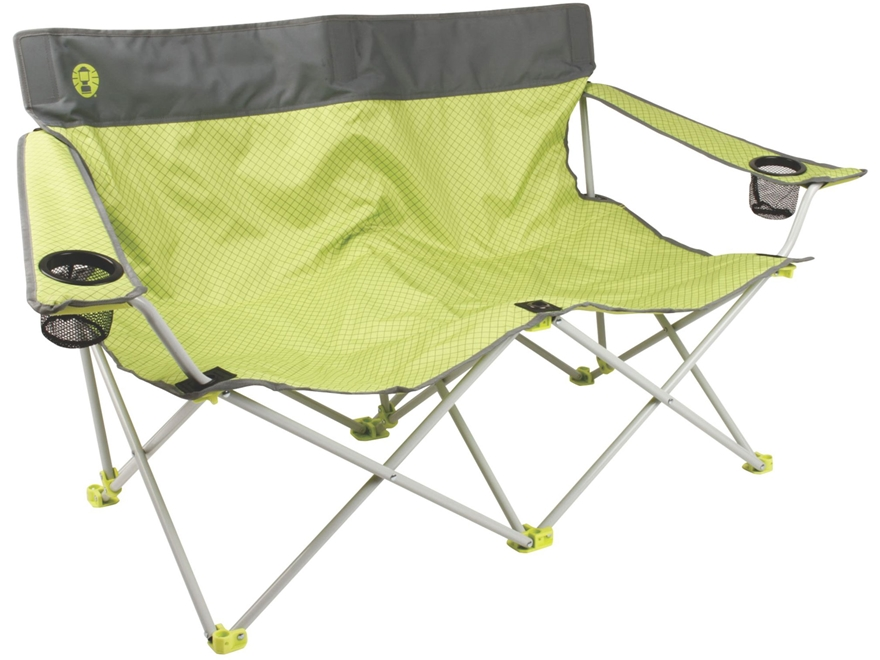 Coleman Quattro Lax Double Quad Camp Chair Polyester Mpn