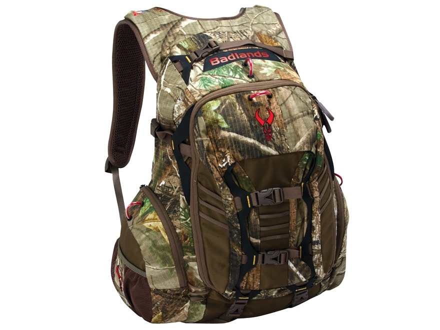 Badlands Stealth Backpack Nylon Ripstop Realtree Xtra Camo