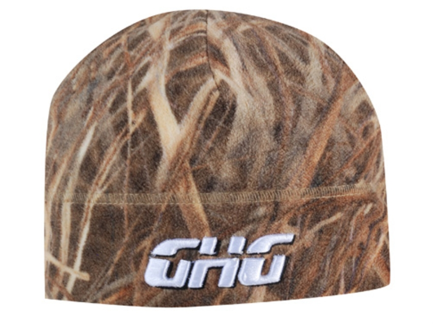 GHG Windproof Skull Cap Fleece KW-1 Camo