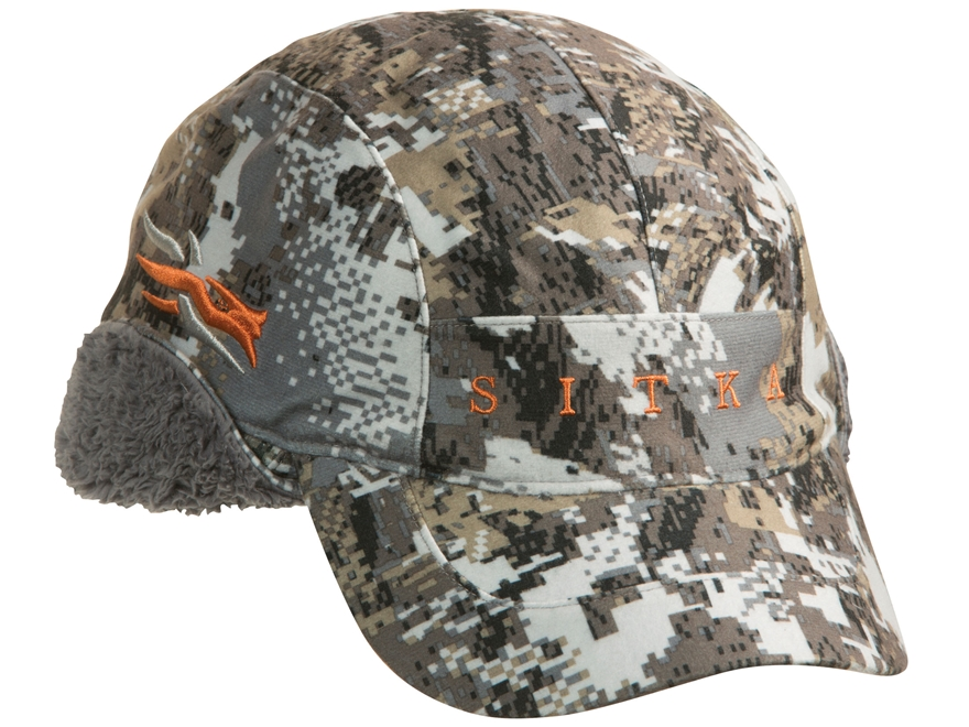 Sitka Gear Incinerator GTX Hat Polyester Gore Optifade Elevated II Camo