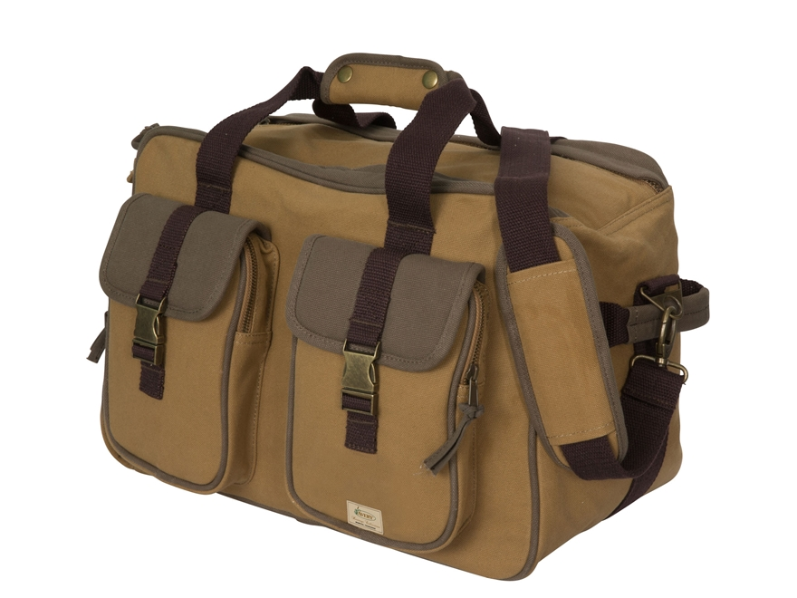 Avery Heritage Collection Travel Bag Cotton Brown