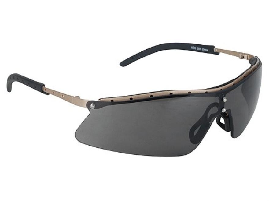 Peltor Metaliks Plus Shooting Glasses Smoke Lens