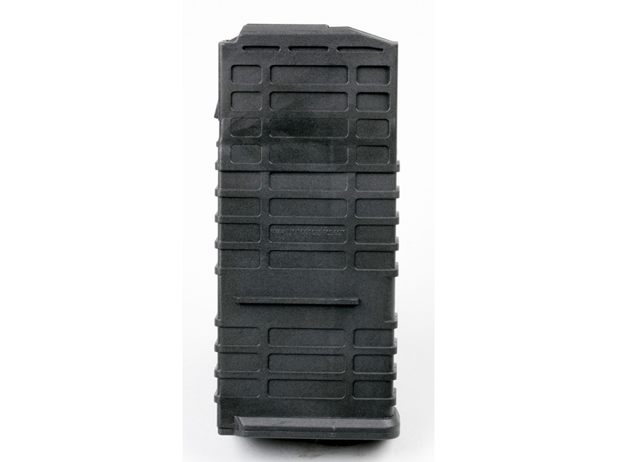ProMag Magazine Ruger Scout Rifle 308 Winchester Polymer Black