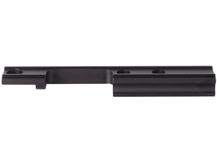 "Crickett 1-Piece 3/8"" Rimfire Scope Base Crickett Single Shot 22LR Matte"