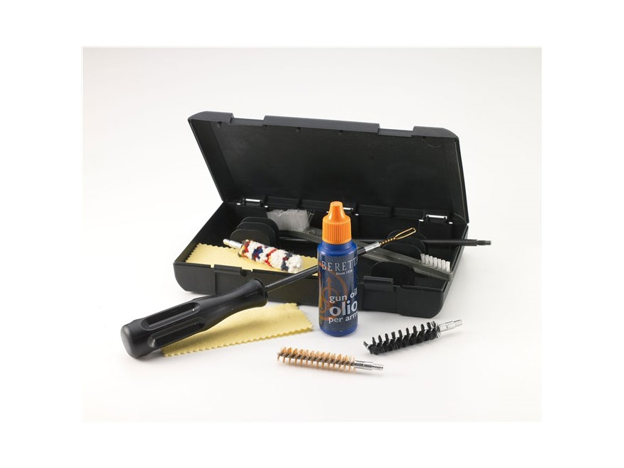 Beretta Pistol Cleaning Kit 38, 9mm Caliber