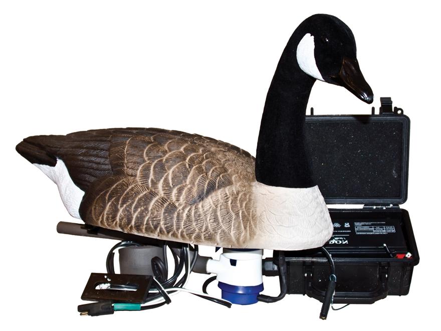 Higdon Swimmer 12 Volt Canada Goose Motion Goose Decoy