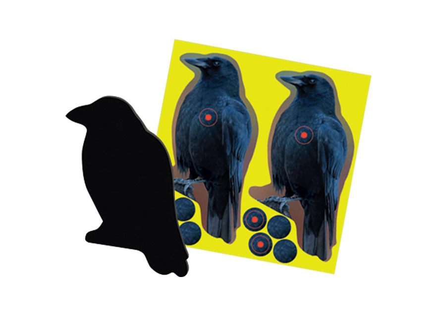 Birchwood Casey Sharpshooter Shoot-N-C Crow Target Kit