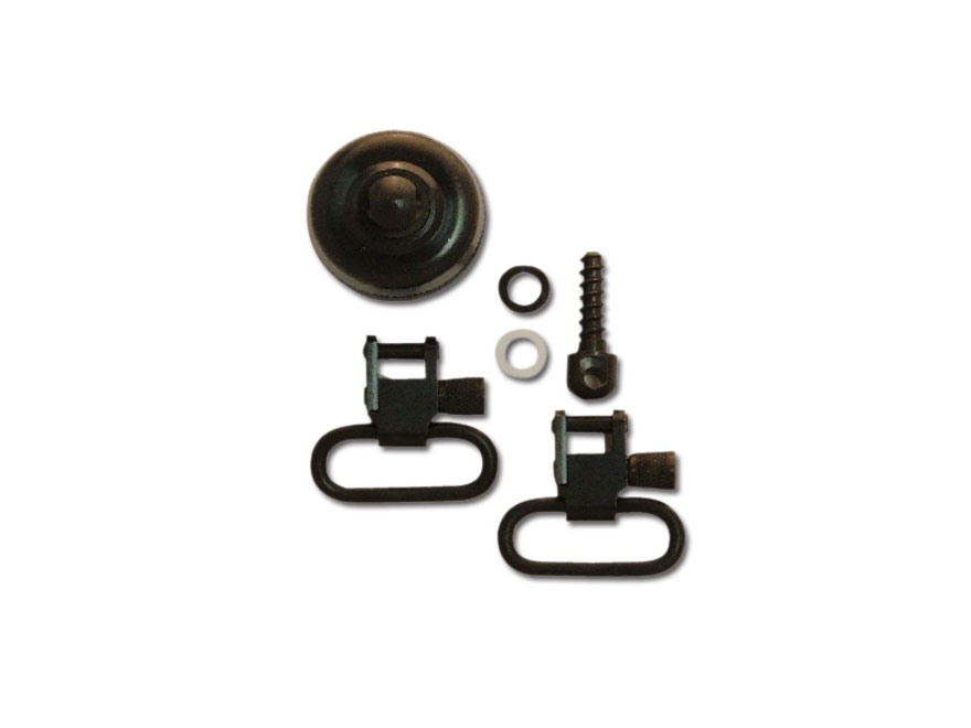 GrovTec Sling Swivel Set Remington Magazine Cap with Swivel Stud Locking Swivels Rear S...