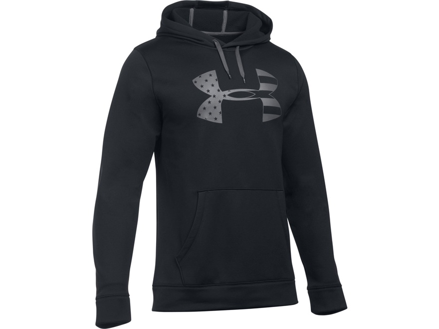 Under Armour Men's UA Tonal BFL Hoodie Polyester Black Large