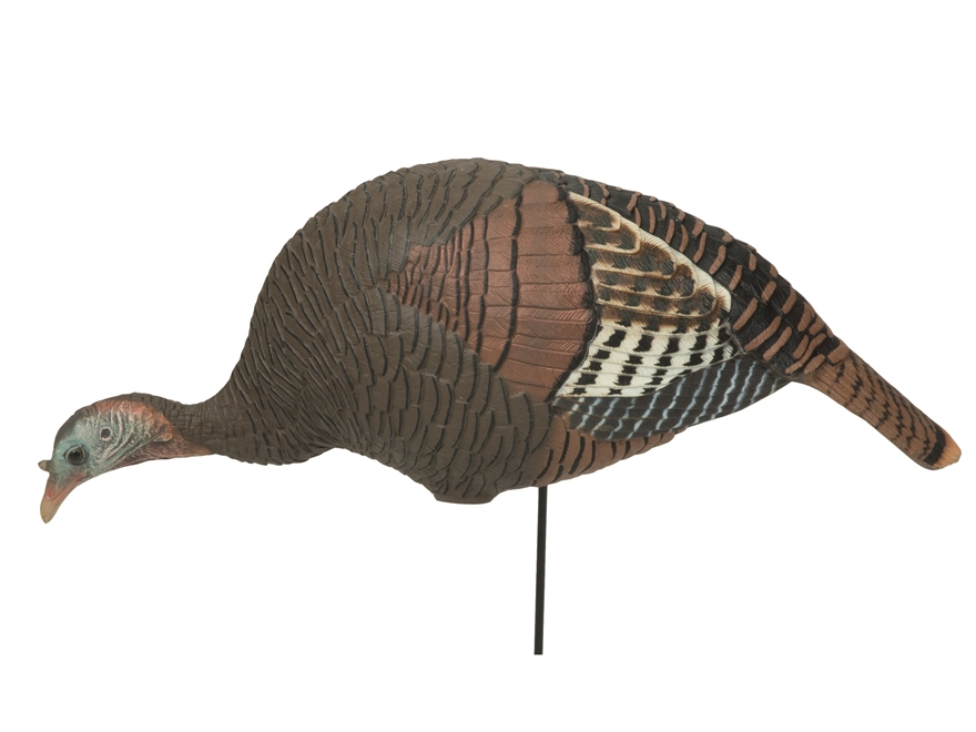 GHG Feeding Hen Turkey Decoy