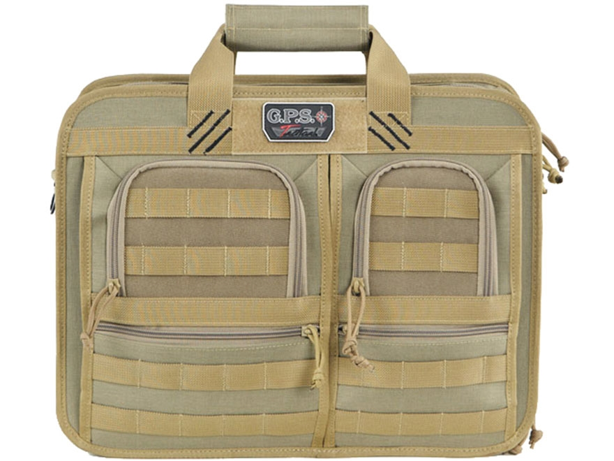 G.P.S. Tactical Briefcase Nylon