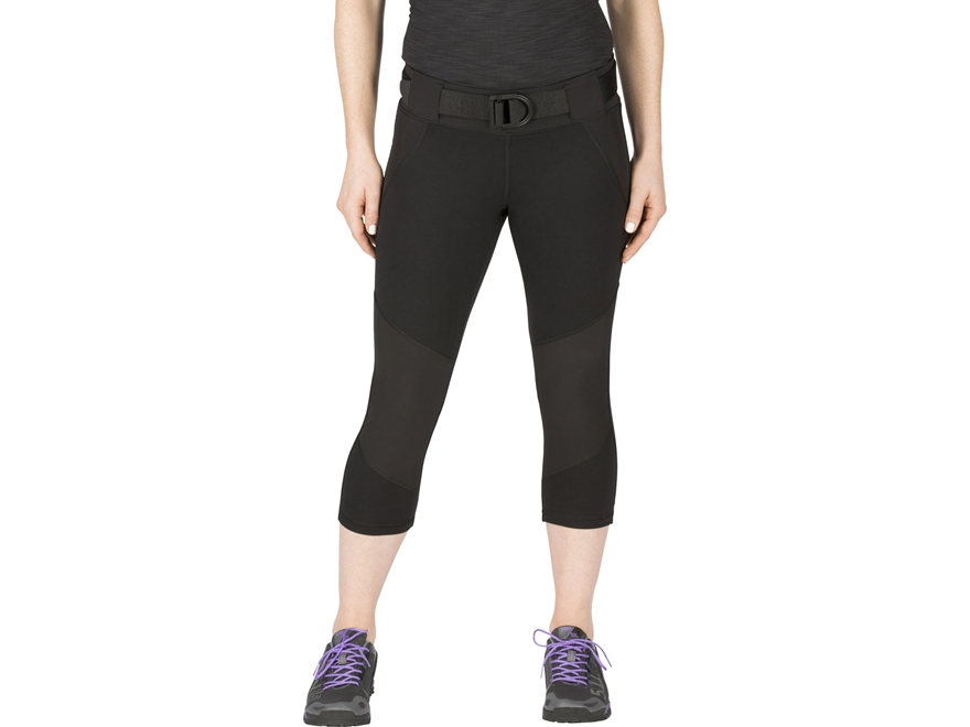 5.11 Women's Raven Range Capri Tactical Pants Rayon/Nylon
