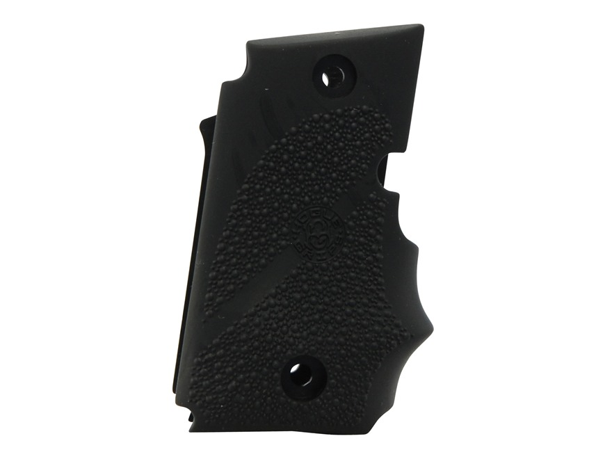 Hogue Wraparound Rubber Grips With Finger Grooves Sig Sauer P238