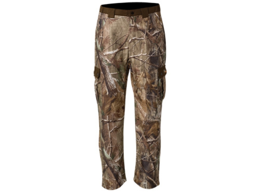 Scent-Lok Men's Full Season Velocity Pants Polyester Realtree AP Camo XL 40-42 Waist 32...