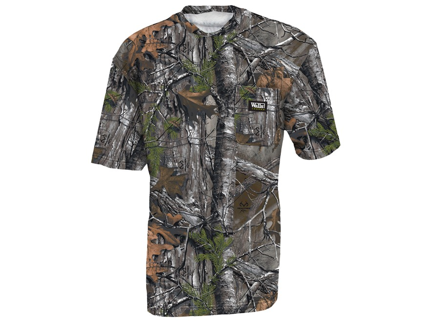 Walls Legend Men's Pocket Short Sleeve T-Shirt