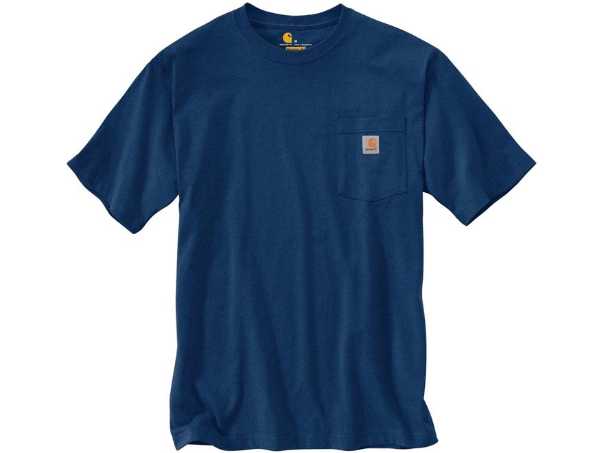 Carhartt Men's Workwear Pocket T-Shirt Short Sleeve