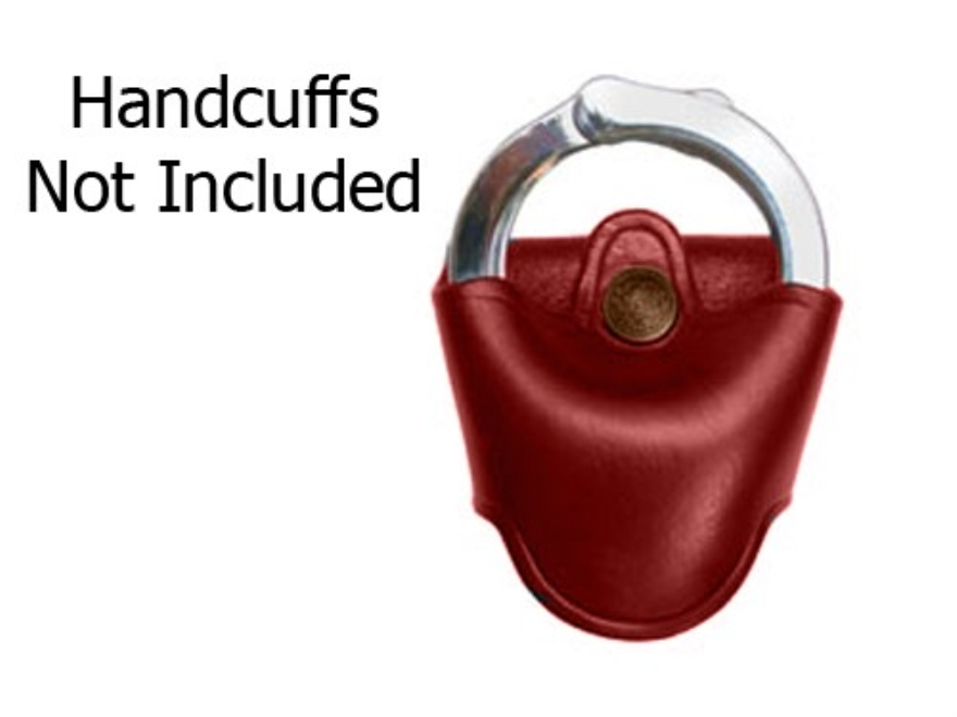 Bianchi 24 Handcuff Case Leather