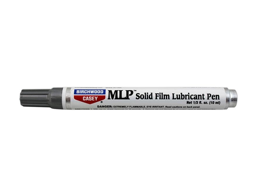 Birchwood Casey MLP Solid Film Lubricant Pen Flat