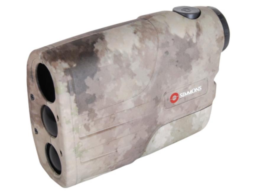Simmons LRF600 Laser Rangefinder 4x Digital Camo