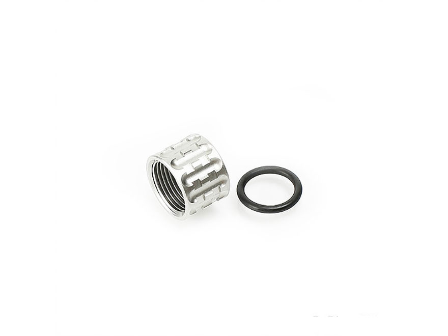 """LANTAC TP-PRO Thread Protector 1/2""""-28 Thread Stainless Steel"""