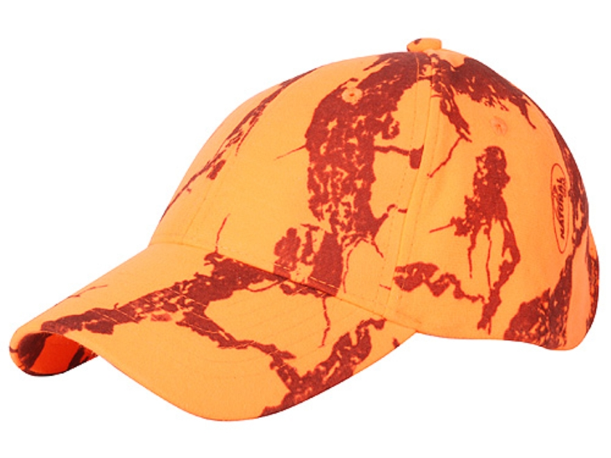 Natural Gear 6 Panel Cap Cotton Natural Gear Blaze Camo
