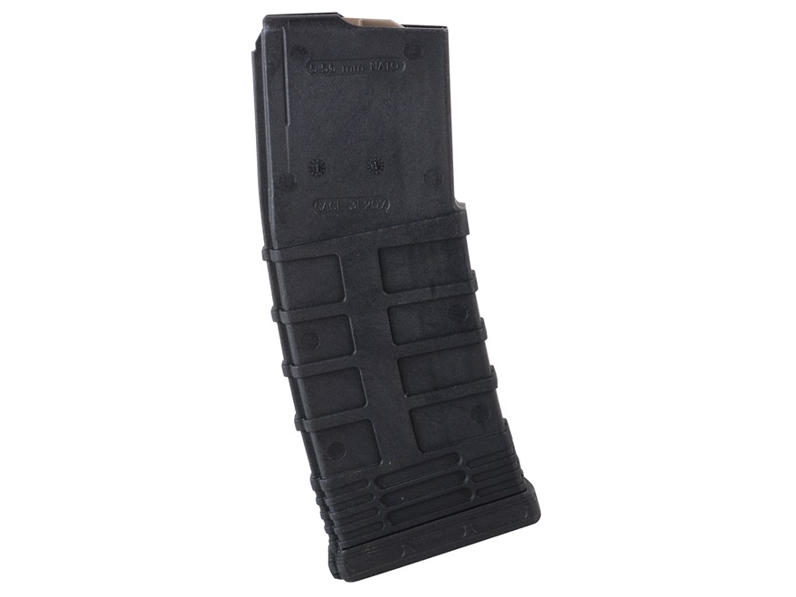TAPCO Magazine AR-15 223 Remington, 5.56x45mm 30-Round Polymer