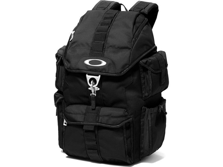 Oakley Dry Goods Backpack Polyester Black