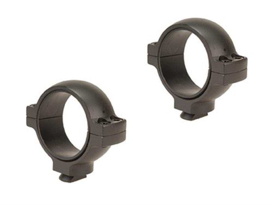 Burris 30mm Signature Dual-Dovetail Rings Matte High
