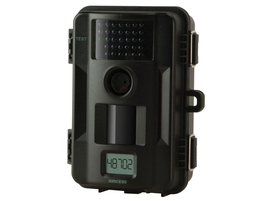 Stealth Cam Skout No Glo Black Flash Infrared 7 Megapixel Game Camera with 8 AA batteri...