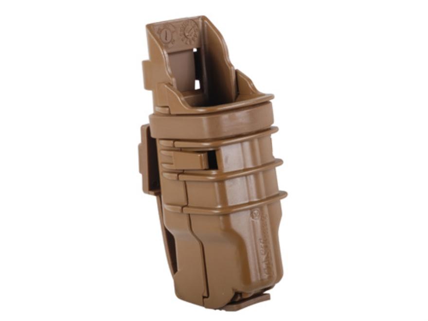ITW FastMag Pistol Gen III Single Magazine Pouch Pistol MOLLE/Duty Belt Compatible Polymer