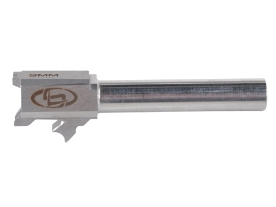 """Storm Lake Barrel Springfield XD Service 9mm Luger 1 in 16"""" Twist 4.05"""" Stainless Steel"""
