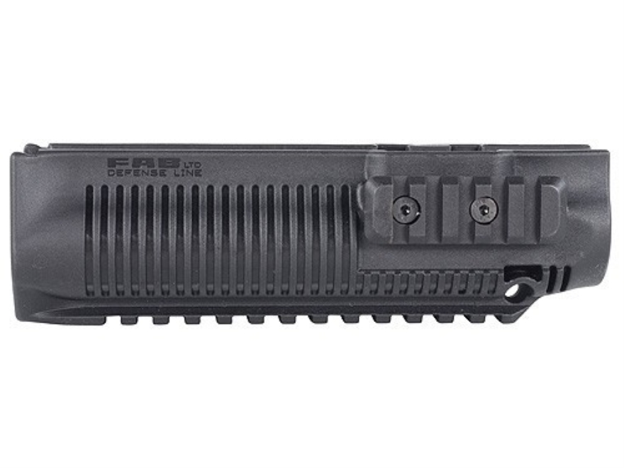 FAB Defense 3-Rail Forend Remington 870 Polymer Black