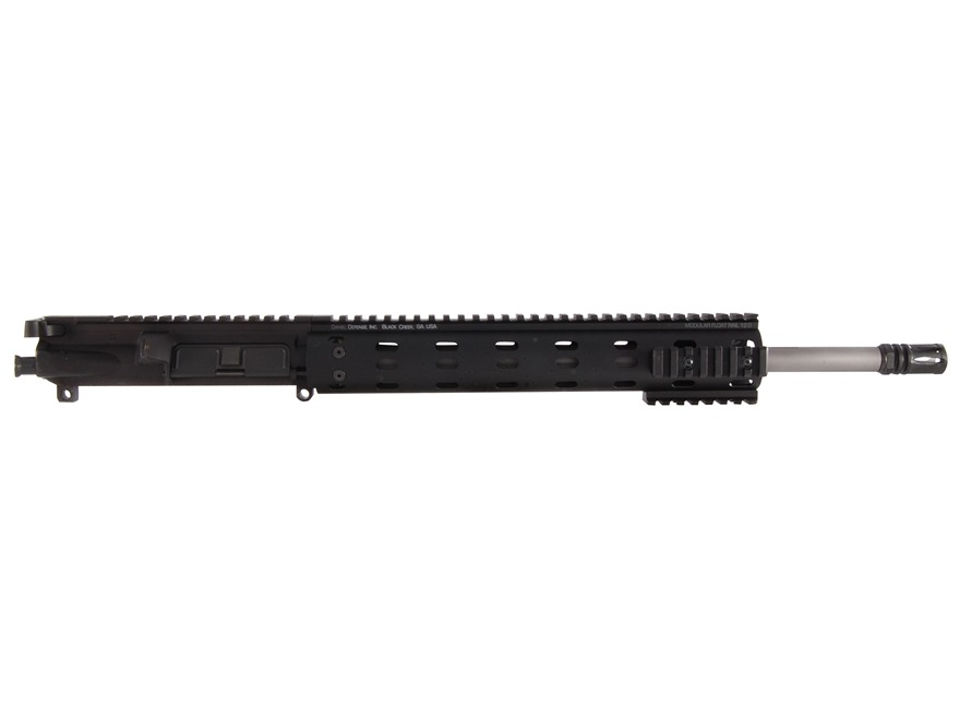 "Syrac Ordnance AR-15 A3 Flat-Top Upper Assembly 223 Wylde 1 in 8"" Twist 16"" Barrel Stai..."