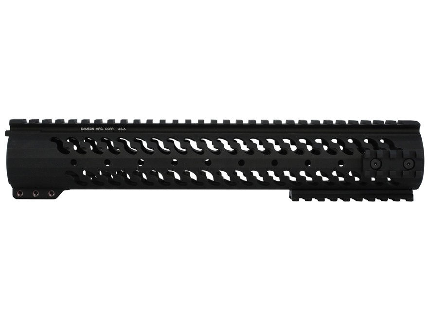 Samson Evolution Series Customizable Free Float Handguard DPMS LR-308 with Low Profile ...