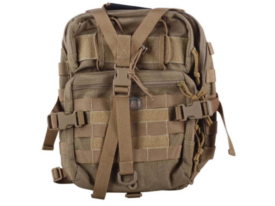 Maxpedition Malaga GearSlinger Pack Nylon Khaki