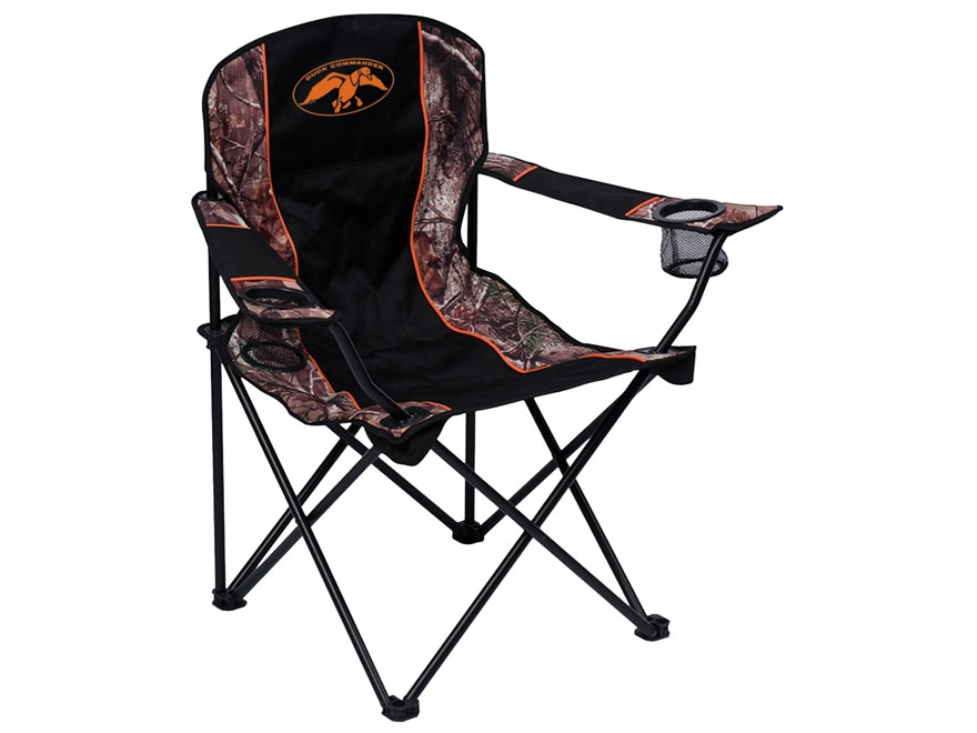 Ameristep Duck Commander Youth Folding Chair Realtree Max-5 Camo